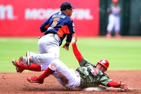 La 'Guerra Civil' entre Tigres y Diablos dará inicio a la temporada 2014 de la Liga Mexicana de Beisbol. Foto: Adrián Macías / Mexsport