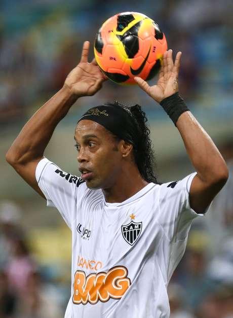 Ronaldinho podría llegar al Atlas de Guadalajara para el Clausura 2014. Foto: Getty Images
