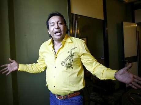 Diomedes Díaz murió a los 56 años de edad. Foto: Reproducción Internet