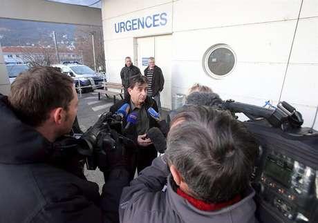 El jefe del hospital ordenó no dar más información. Foto: EFE en español