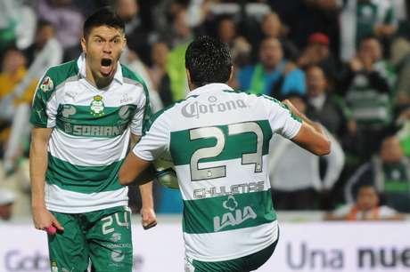 Santos protagonizará el duelo más atractivo del viernes, recibiendo a Chivas. Foto: Mexsport