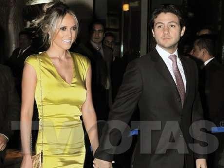 Vanessa Huppenkothen le fue infiel a su marido, el empresario Juan Fernández, con el conductor Miguel Gurwitz. Foto: TV Notas