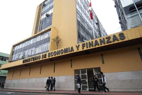 Ministerio de Economía y Finanzas Foto: Disfusión