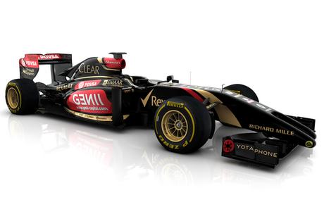 Lotus presentó su monoplaza en twitter, pero no asistirá a las pruebas de Jerez. Foto: Twitter/Lotus F1 Team