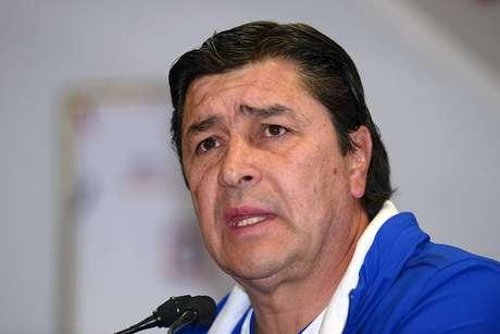 Luis Fernando Tena, técnico de Cruz Azul. Foto: Javier Ramírez / Mexsport