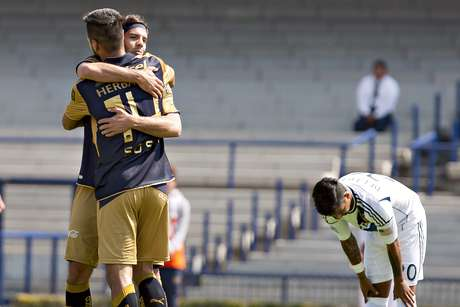 Pumas de la UNAM sigue con su racha triunfal ahora en un partido amistoso. Foto: Mexsport