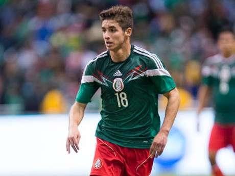 Isaac Brizuela tendrá una nueva oportunidad para mostrarse con Miguel Herrera Foto: Mexsport