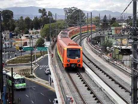 Estudios técnicos encargados por el STC y Proyecto Metro revelan que los convoyes de la Línea 12 corren al borde del descarrilamiento. Foto: Elizabeth Velázquez / Reforma