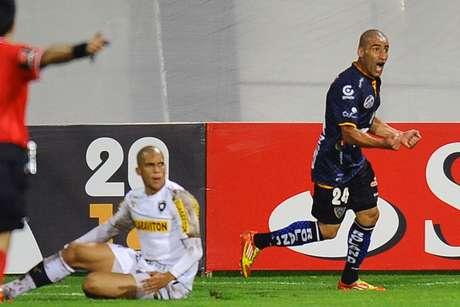 Importante triunfo del conjunto ecuatoriano ante uno de los equipos de tradición en Brasil. Foto: AFP