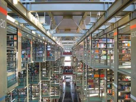 El hallazgo se realizó el domingo 23 de marzo, alrededor de las 16:40 horas por un empleado de la Biblioteca. Foto: Biblioteca Vasconcelos