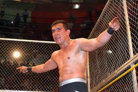 Rogelio Espinoza López es el nombre verdadero de Pequeño Halcón.  Foto: Terra