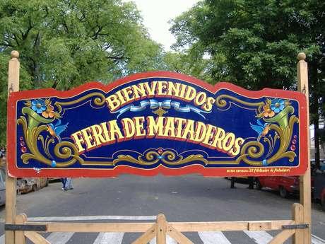 Feria de Mataderos Foto: Web