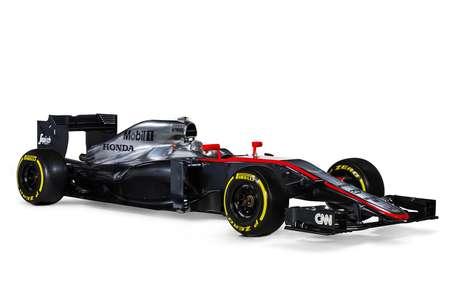 """McLaren presenta el  """"elegante y refinado"""" MP4-30  Foto: McLaren"""