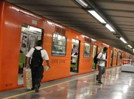 La víctima, fue la que comenzó una trifulca en los andenes del Metro Copilco, y su agresor respondió lanzándolo a las vías, justo antes de la llegada del vagón. Foto: Notimex