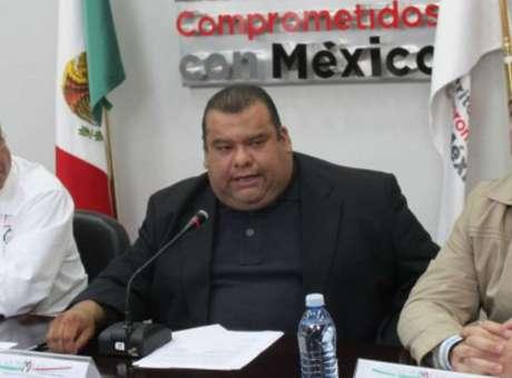 Cuauhtémoc Gutiérrez, líder del PRI-DF con licencia, está acusado de liderar una red de trata y explotación de mujeres en su partido político. Foto: PRI-DF