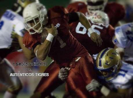 Sigue Linces México vs. Auténticos Tigres, en vivo