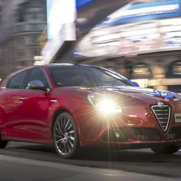 Alfa Romeo Giulietta Fast And Furious 6 Edition