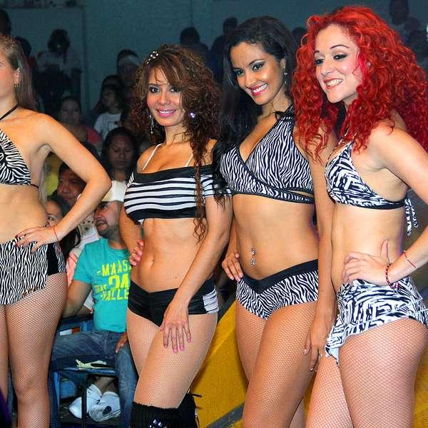 Las mujeres de la lucha libre MedioTiempo
