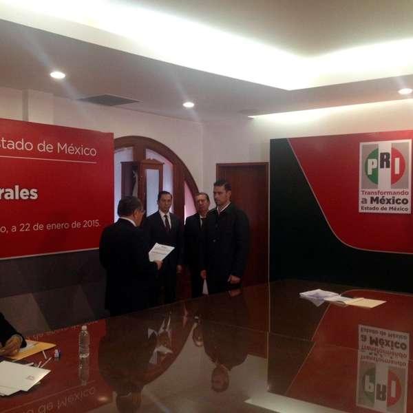 Apunta PRI-Edomex a aspirantes a curules - Terra México