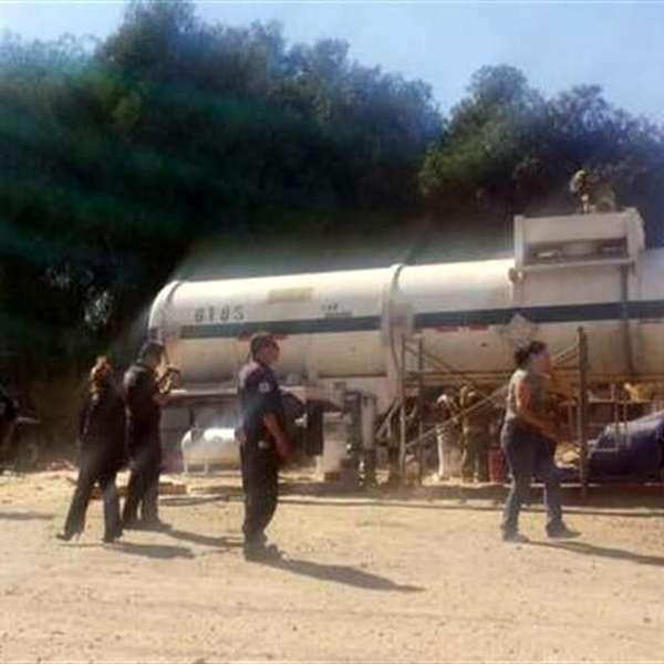 Otra pipa de gas explota: hay un muerto en Cuautitlán - Terra México