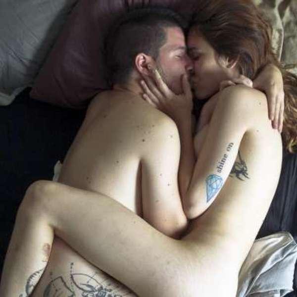 fotografias de parejas haciendo el amor: