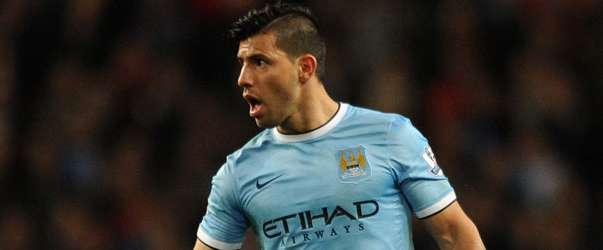 Agüero Foto: Getty Images