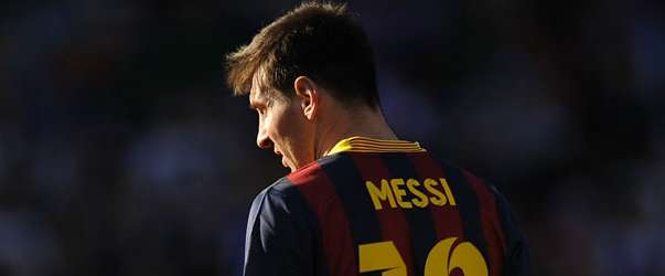 Messi Foto: Getty Images