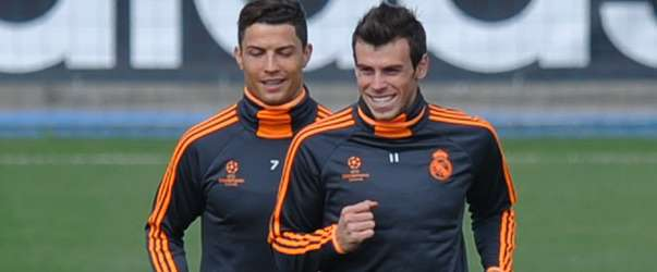Bale y Cr7 Foto: Getty Images