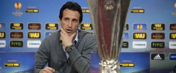 Emery Foto: Getty Images