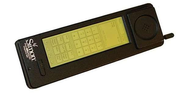 N 250 mero 20 del primer smartphone de la historia el ibm simon