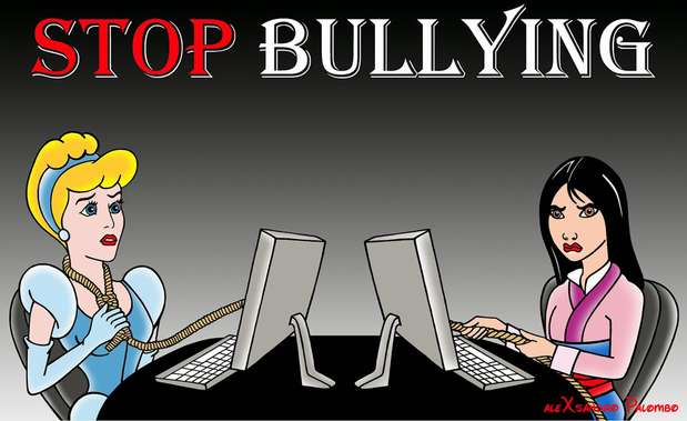 Personajes de dibujos animados son víctimas de bullying - Terra España