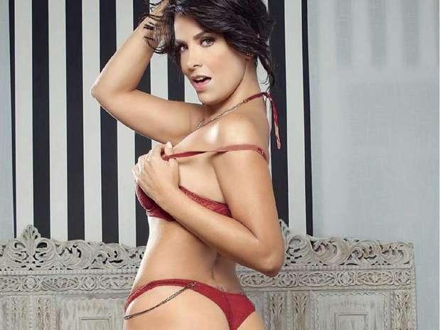 Amanda Rosa En H Para Hombres 2014 H Para Hombres Y H   Holidays OO
