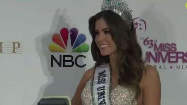Nova Miss Universo aconselha: