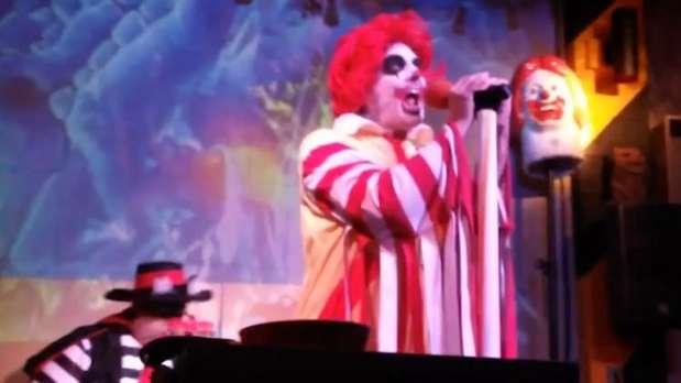 Black Sabbath sem cebola: cover mistura música e fast food Video: