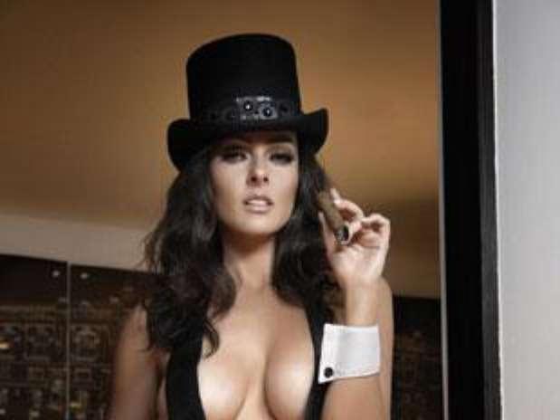 Arlene Maciel Se Desnuda Para Revista De Caballeros Fotos Nota