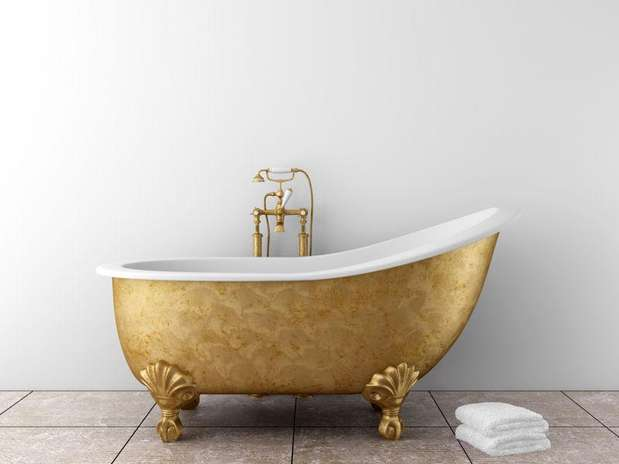 Tinas De Baño Vintage:Tinas vintage: Tendencia en decoración de baños