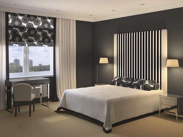 Colores para la habitaci n elige a tu favorito for Cortinas plateadas salon