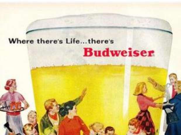 Los carteles publicitarios m s 39 retro 39 de budweiser - Carteles publicitarios originales ...