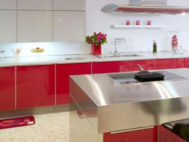 Los colores de moda del 2012 para la cocina for Ultima moda en cocinas