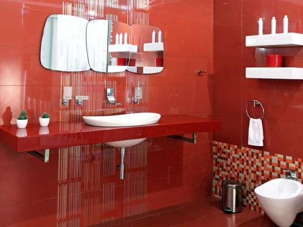 Decoracion De Baño En Color Rojo:Baños en color rojo, la nueva tendencia en decoración