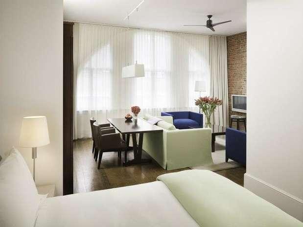 hoteles lujosos en nueva york: