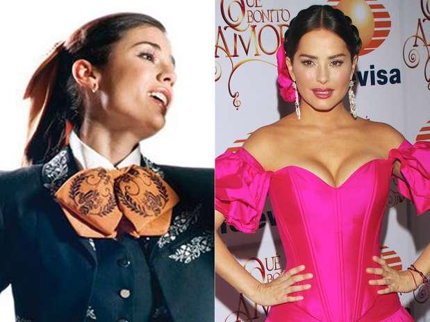 ... la versión mexicana de la telenovela colombiana 'La Hija del Mariachi