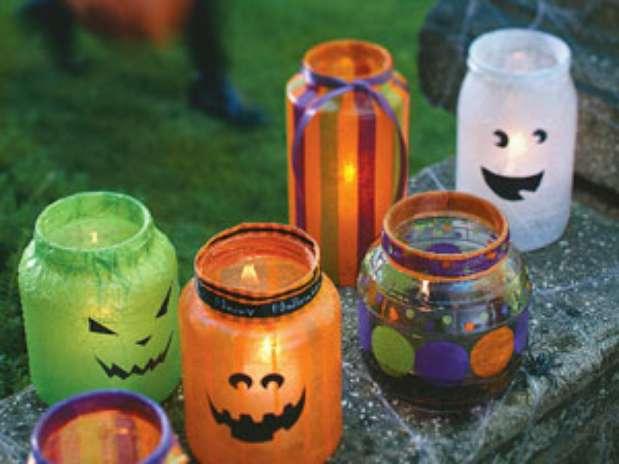 Декупаж для хэллоуина