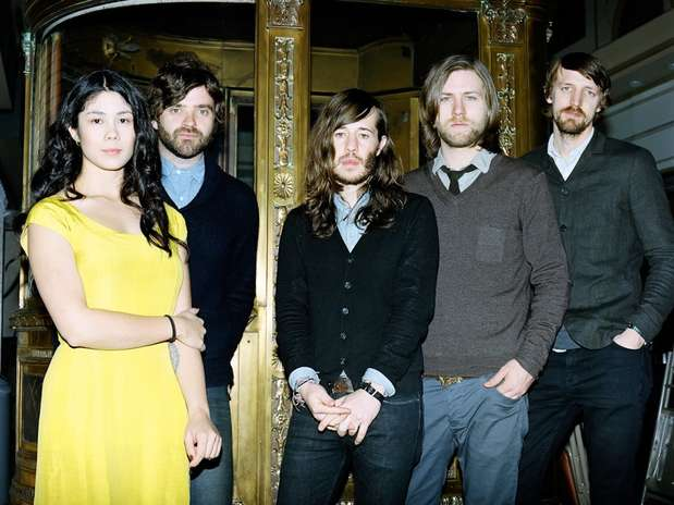 Other Lives (l to r): Jenny Hsu, Josh Onstott, Jesse Tabish, Jonathon Mooney and Colby Owens Foto: Official Site
