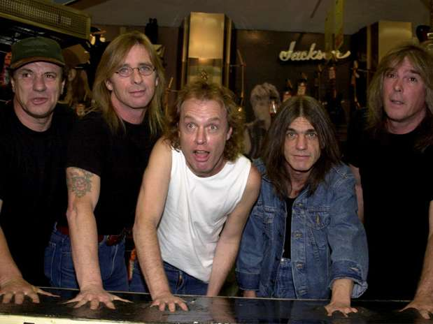 AC/DC Foto: Getty Images