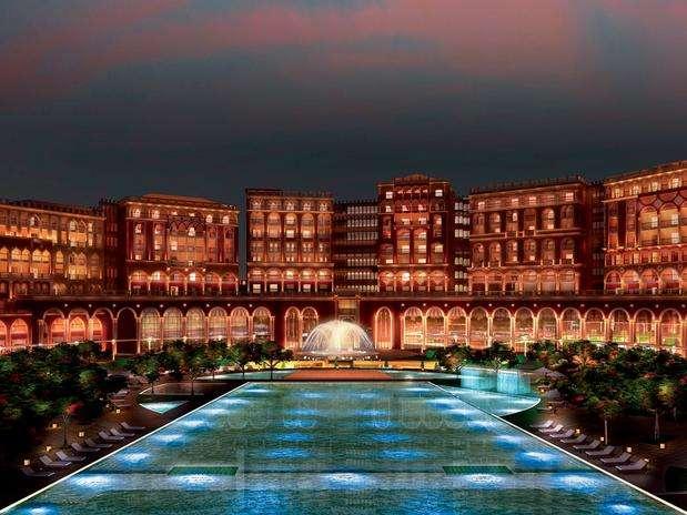 Hoteles de lujo en m xico y el mundo sitios de 5 estrellas - Hoteles ritz en el mundo ...