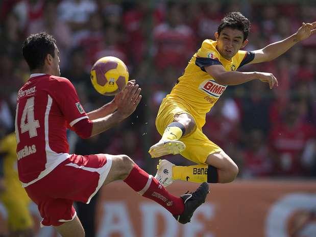 América buscará terminar con dominio de Toluca Foto: Mexsport