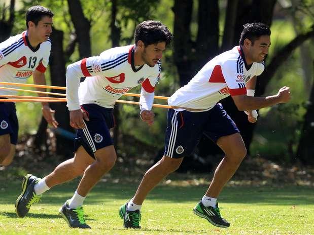 Marco Fabián ha marcado cuatro goles en el torneo Clausura 2013. Foto: Mexsport