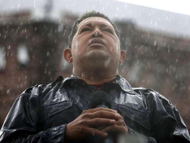 Hugo Chávez murió el 5 de marzo del 2013 a las 16:25 a sus 58 años Foto: Télam