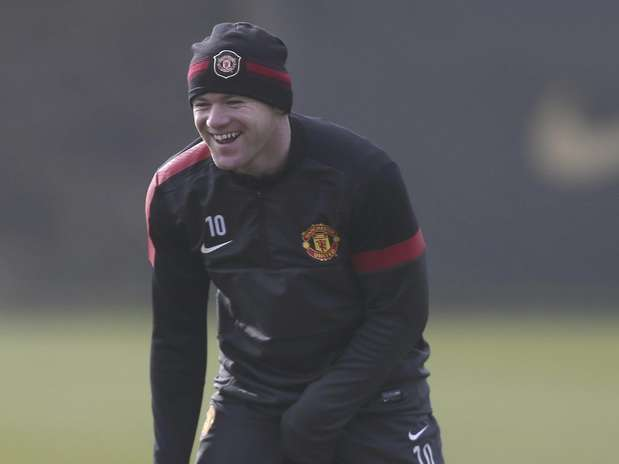 El delantero de Manchester United, Wayne Rooney. Foto: Jon Super / AP